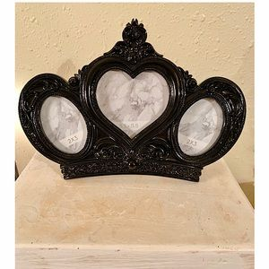 Victorian Crown Picture frame